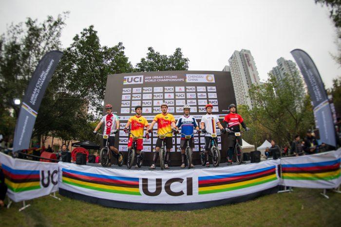 World Championships Thomas Pechhacker UCI