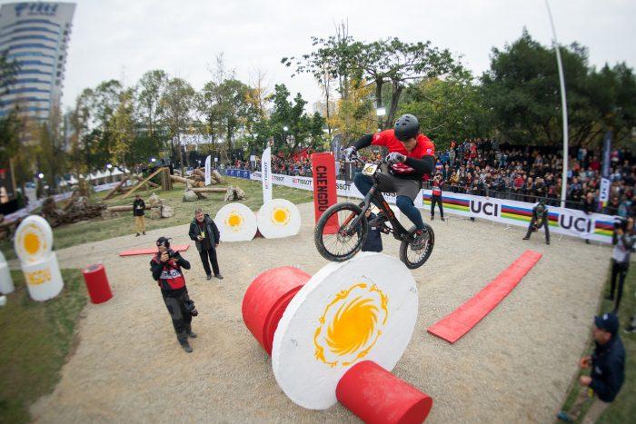 World Championships Thomas Pechhacker