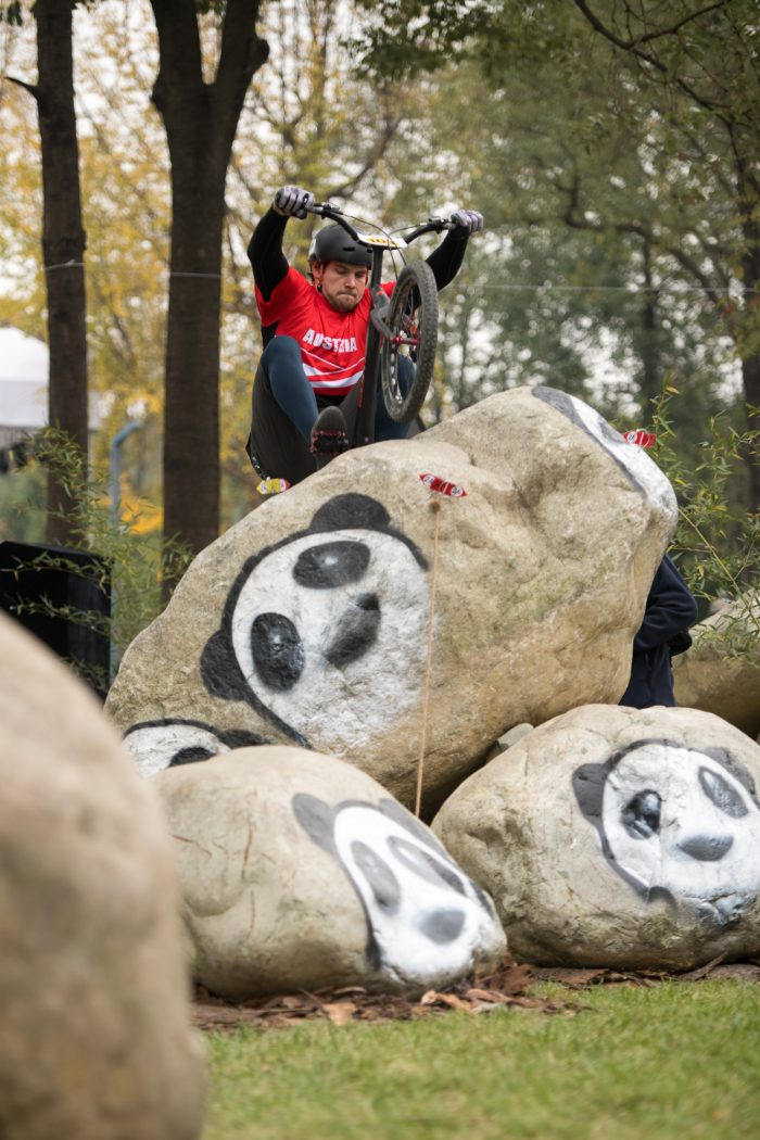 Panda Section World Championships Thomas Pechhacker