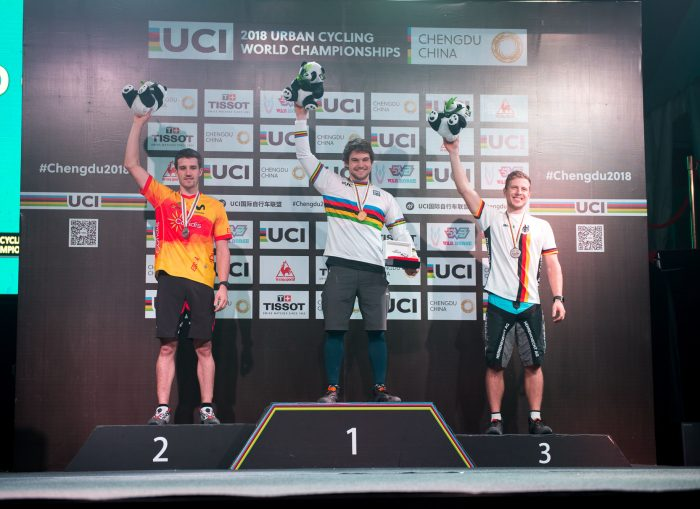 Podium Picture World Championships